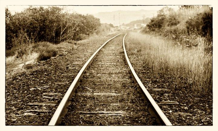 Graham Hughes railtrack