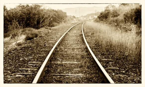 Graham Hughes railtrack