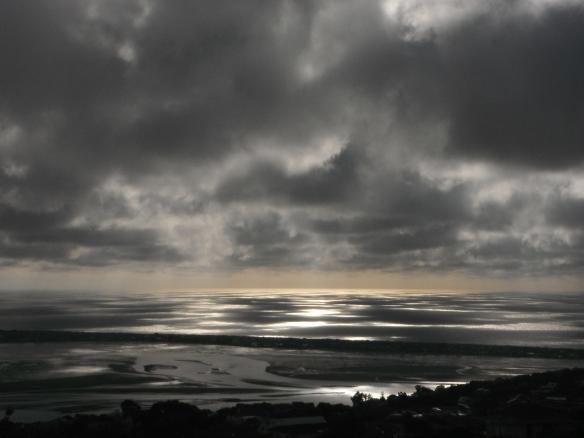 Cloud Shadows by Celia Coyne